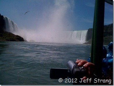 Maid of the Mist Canada Falls 7-11b