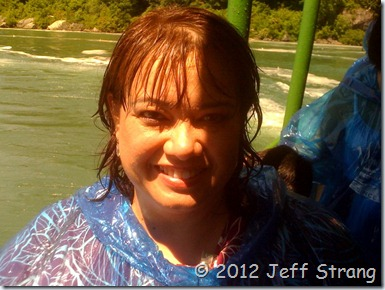 Maid of the Mist Soaked 7-11
